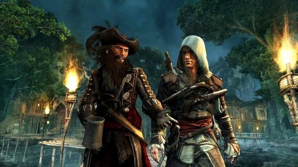 assassins creed 4 black flag Review: Assassins Creed 4: Black Flag   Das Piratenabenteuer im Test