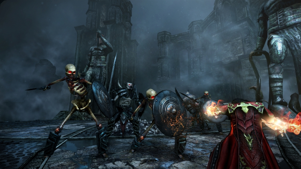 Review: Castlevania Lords of Shadow 2   Vieldiskutierte Dracula Rückkehr im Test