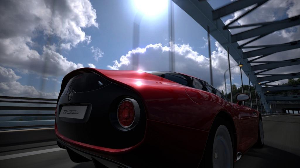 gran turismo 6 alfa romeo tz3 stradale 1366x768 66972 Review: Gran Turismo 6   Der exklusive Racer im TEST