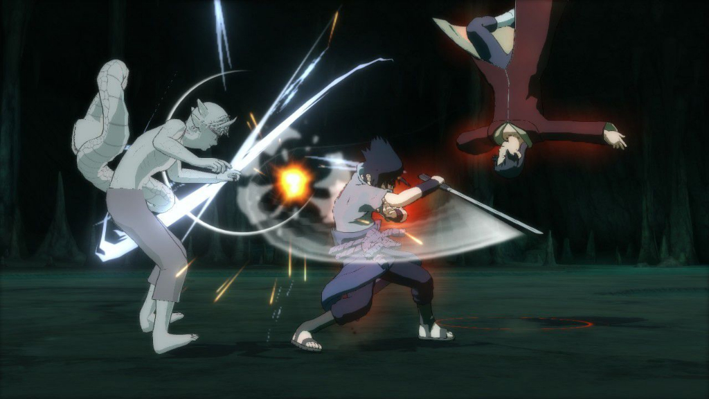 naruto shippuden ultimate ninja storm 3 full burst ps3 b 7 Review: Naruto Shippuden Ultimate Ninja Storm 3 Full Burst im Test   Wenn Schicksale aufeinandertreffen