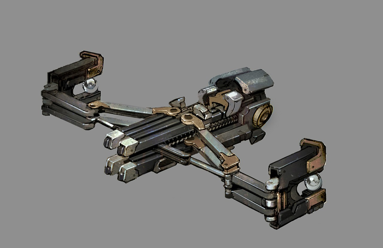 Dead Space 3 Concept Arts 01 Dead Space 3: Neue Concept Arts