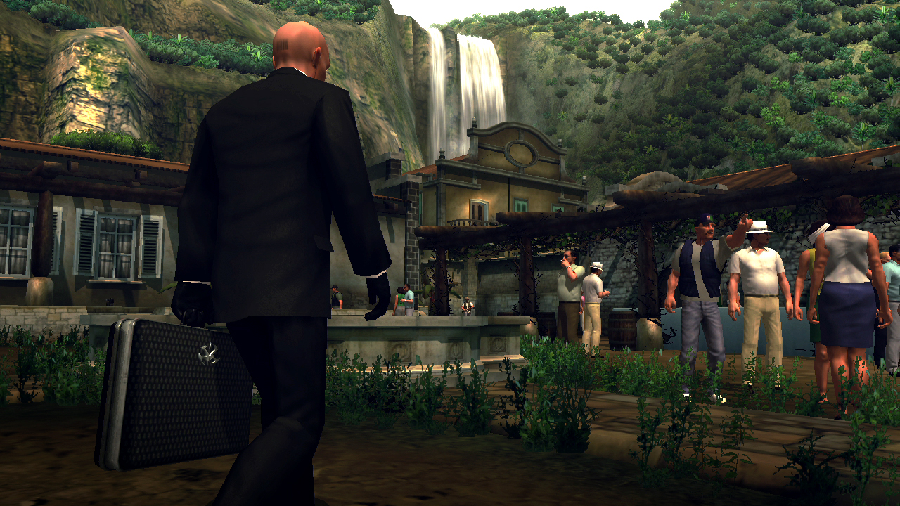 Hitman Blood Money Hitman: HD Collection   Neue Screenshots