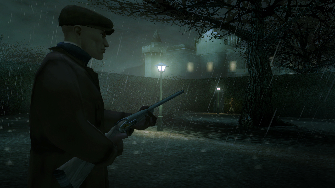 Hitman Contracts Hitman: HD Collection   Neue Screenshots