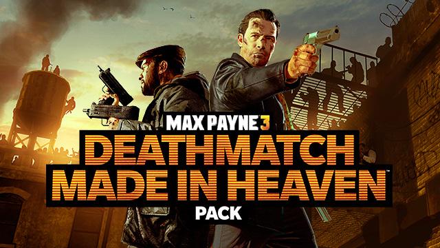 Max Payne 3 Deathmatch made in Heaven DLC Max Payne 3: Made in Heaven DLC ab nächste Woche erhältlich