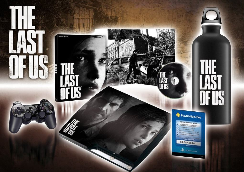 The Last of Us Limited Edition Limited Edition zu The Last of Us gesichtet