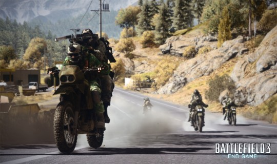 Battlefield 3 End Game 01 540x320 Battlefield 3: Screenshots zum Endgame DLC