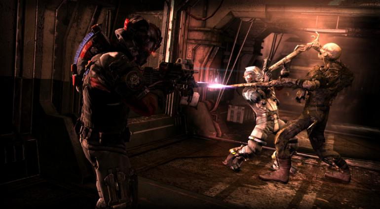 Review Dead Space 3 Test 01 UK Charts: Dead Space 3 vor FIFA 13