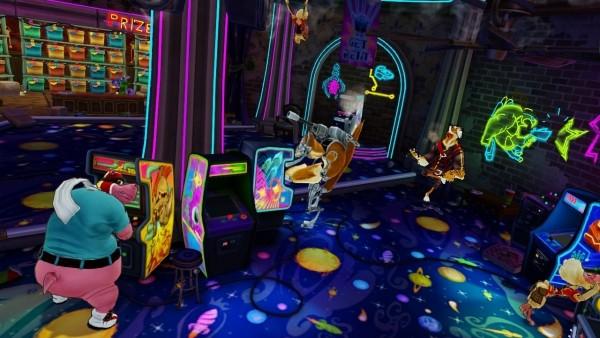 Sly Cooper Jagd durch die Zeit 01 Sly Cooper: Thieves in Time   Neue Bilder erschienen