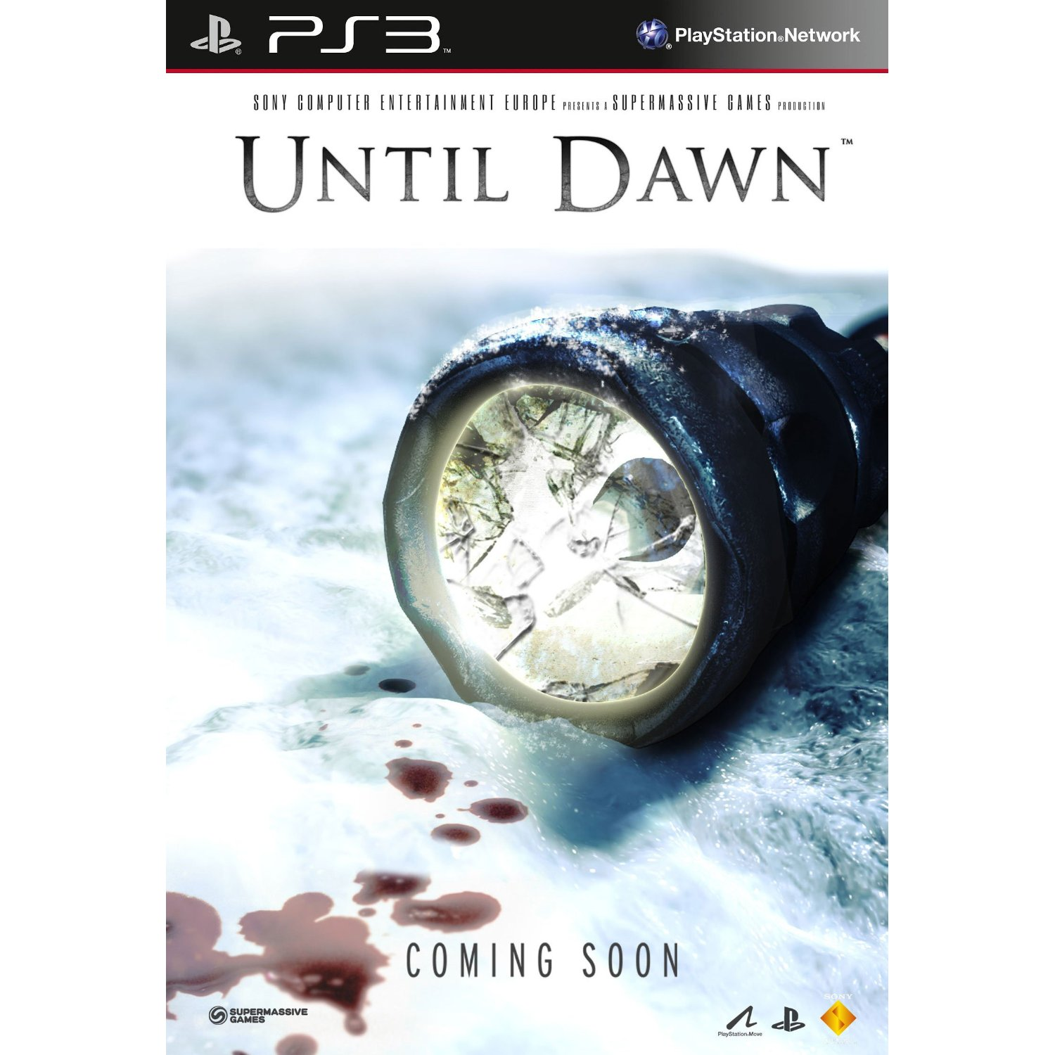 Until Dawn Packshot Amazon: Until Dawn ab jetzt vorbestellbar