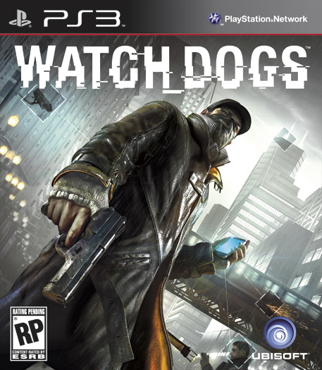 Watch Dogs Packshot Watch Dogs: Ubisoft zeigt das Packshot