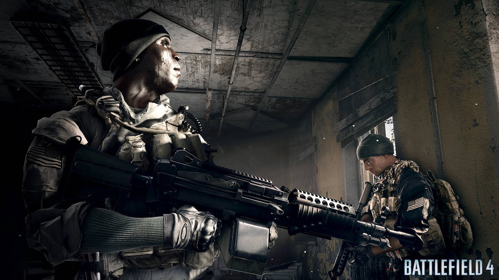 Battlefield 4 Screenshot 2 Battlefield 4   Operation Metro und Caspian Border im Second Assault DLC?