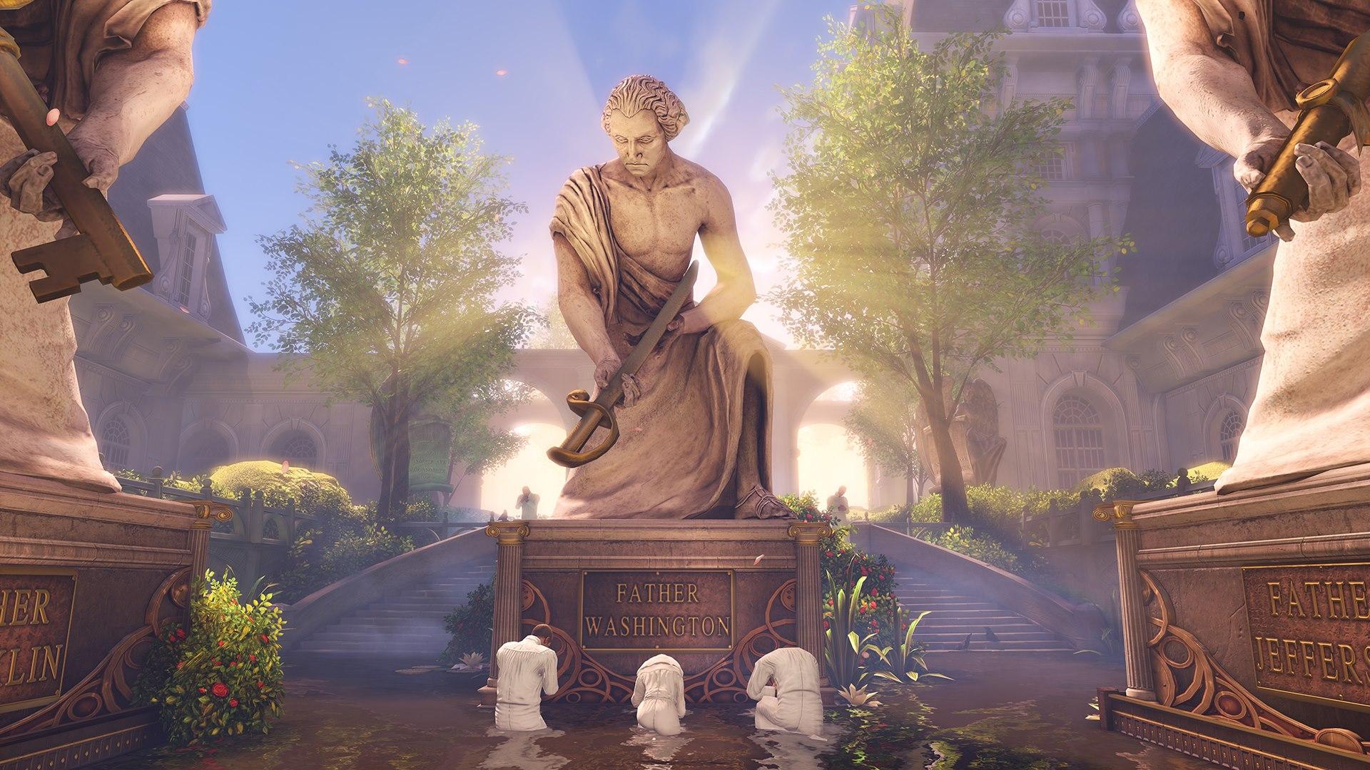 BioShock Infinite Screenshot 3 BioShock Infinite: Burial at Sea: Episode One   Trophäen in der Übersicht