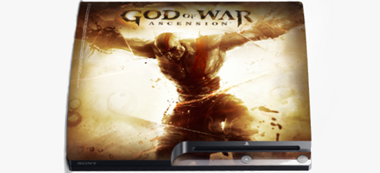 Gow of War Ascension Skin Pic Gewinnspiel GEWINNSPIEL: 2x God of War Ascension inkl. PS3 Skin abstauben