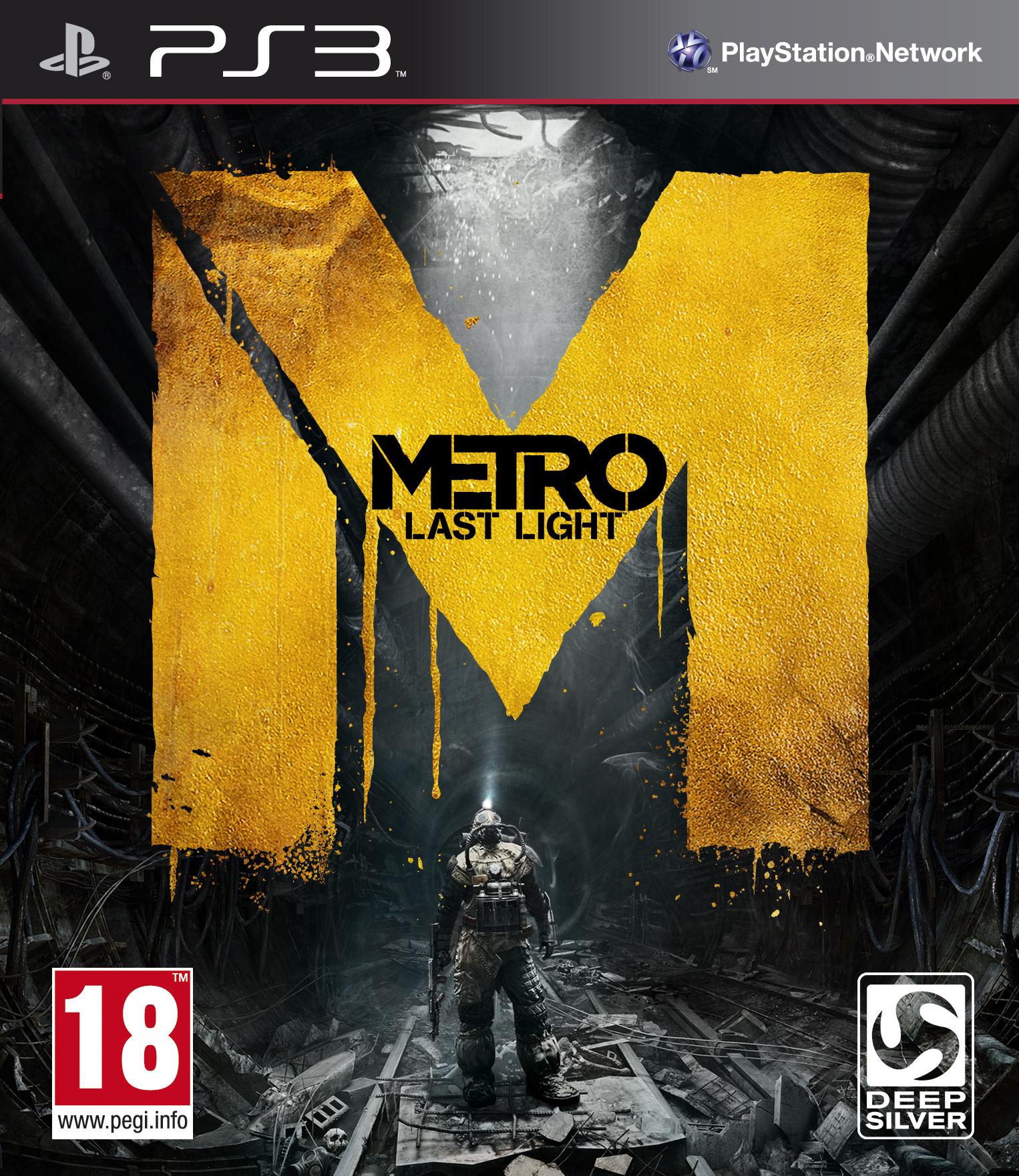 Metro Last Light Packshot Neu Metro: Last Light   Deep Silver gibt Release ab Mai 2013 bekannt