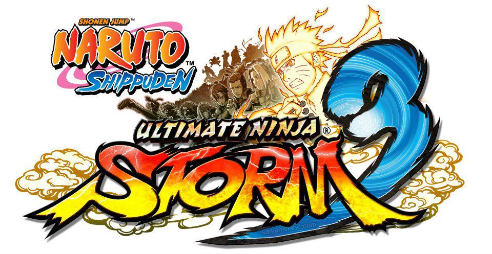 Naruto Shippuden Ultimate Ninja Storm 3 Logo Review: Naruto Shippuden: Ultimate Ninja Storm 3 Test   Auf dem Weg zum Konohagakure