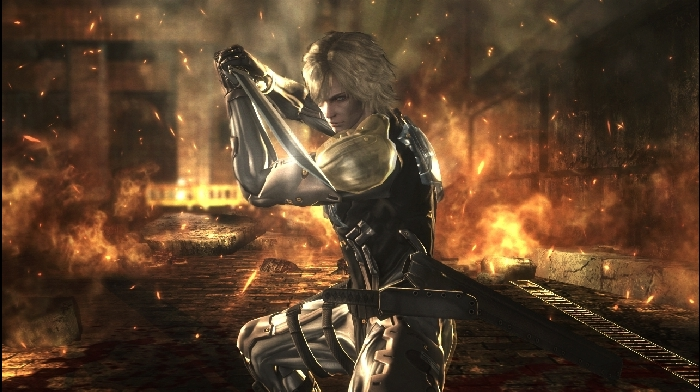 Review Metal Gear Rising Test 01 Review: Metal Gear Rising: Revengeance   Knallharte Cyber Action im Test