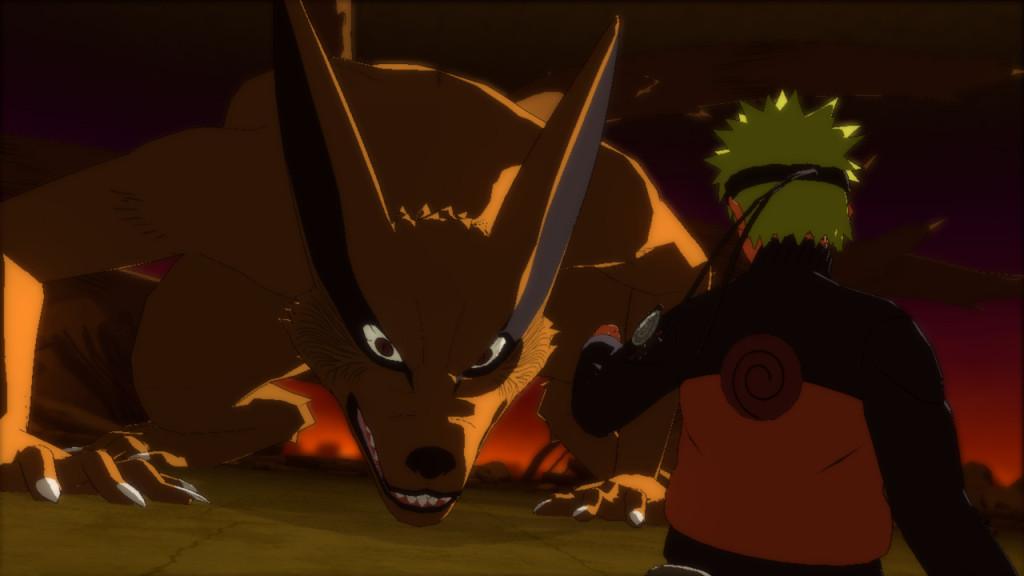 namcobandai Screenshots 41307Boss Battle Naruto vs Nine tails Battle 01 1024x576 Naruto Shippuden: Ultimate Ninja Storm 3   Frische Bilder erschienen