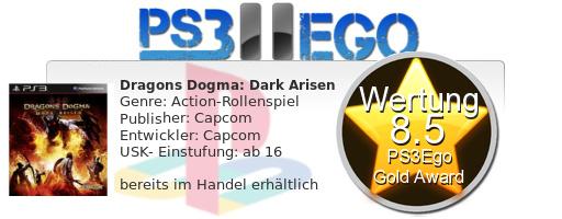 Dragons Dogma  Dark Arisen Review Bewertung 8.5 Review: Dragons Dogma: Dark Arisen   Die Drachenjagd geht weiter