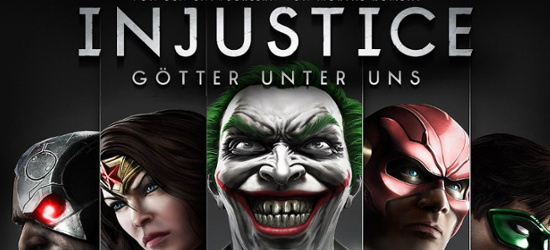 Injustice Goetter unter uns Test Top