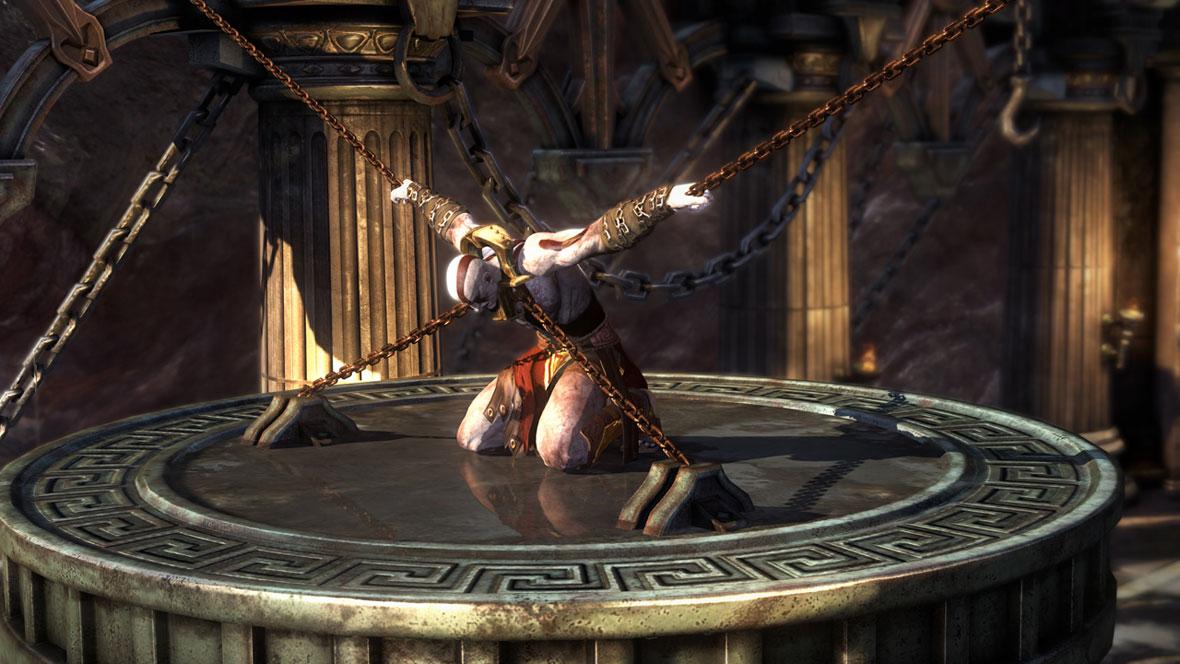 Review God of War Ascension Test 01 Sony Santa Monica Studios arbeiten an einer brandneuen IP