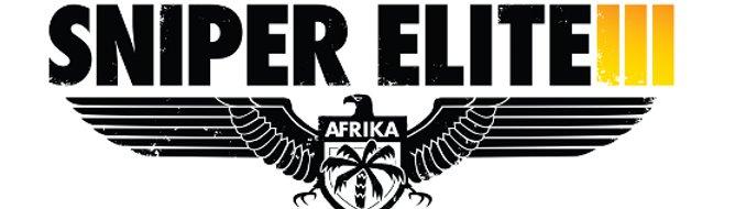 sniper elite 3 logo UK Charts   Sniper Elite 3 gewinnt die Führung