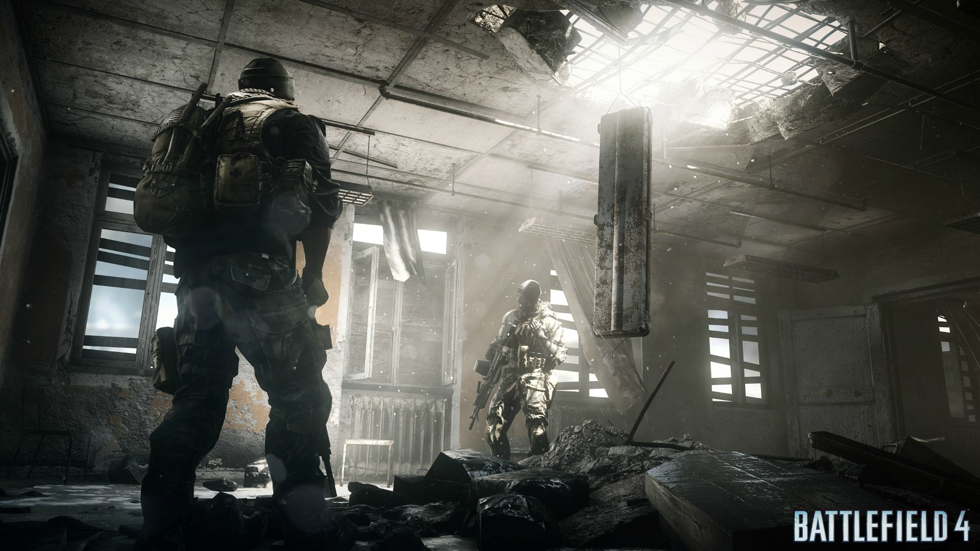 Battlefield 4 Screenshot 2 Battlefield 4 erscheint in Deutschland ungeschnitten ab 18 Jahren