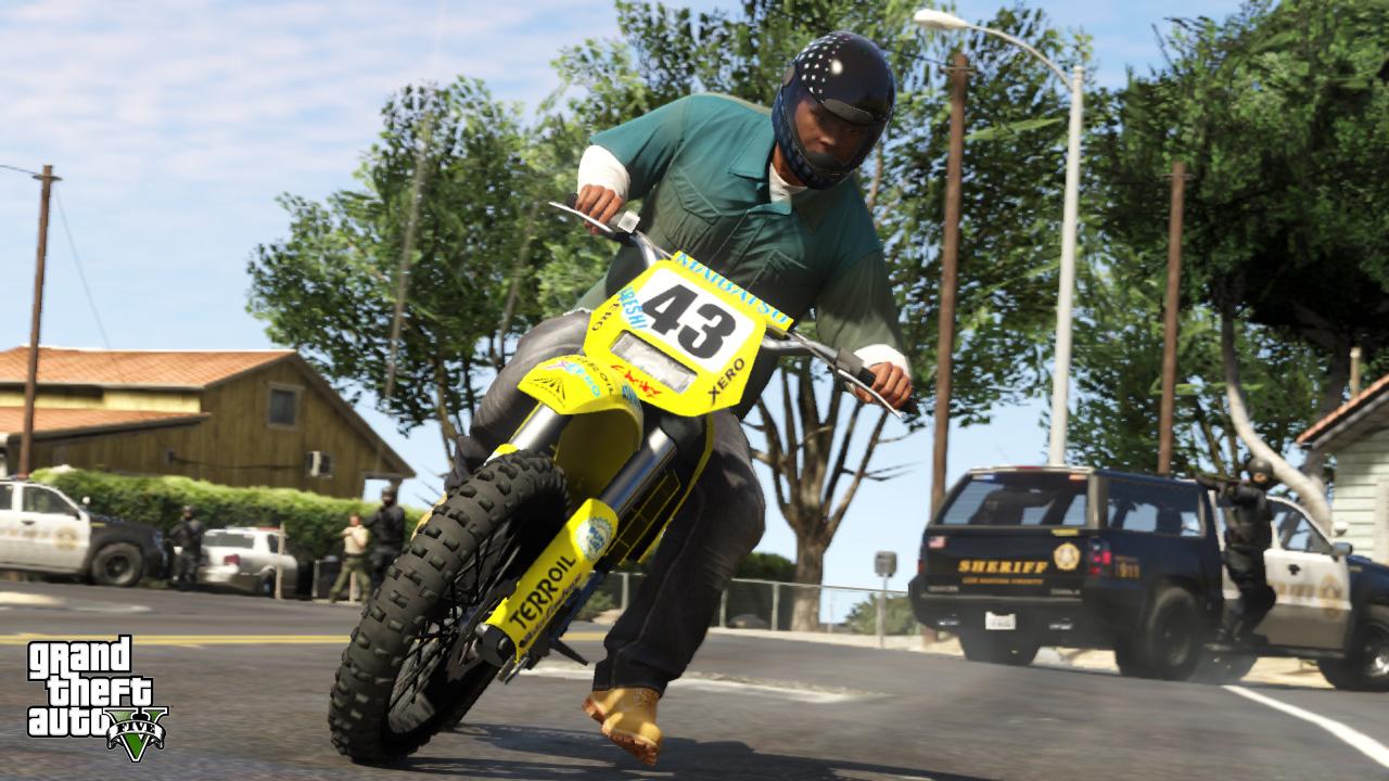 GTA V 03 GTA V   Deathmatch  und Renn Editor & Capture Modus angekündigt