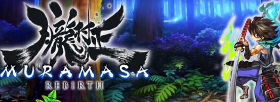 Muramasa Rebirth Banner Muramasa Rebirth   Veröffentlichung in Europa offiziell bestätigt