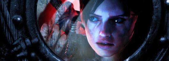 Resident Evil Revelations Banner Review: Resident Evil Revelations im Test   Der Horror ist zurück