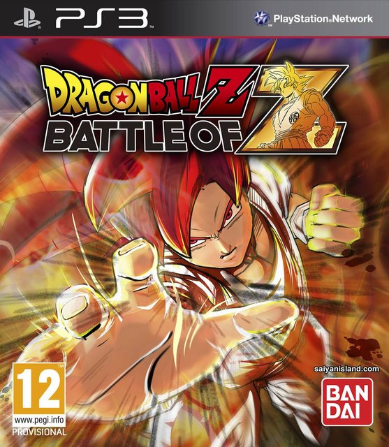 Dragon Ball Z Battle of Z Dragon Ball Z: Battle of Z   Packshot und neue Screenshots