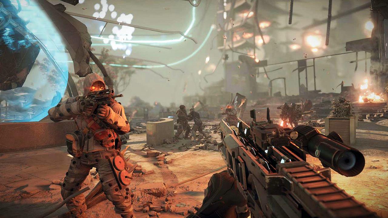 Killzone Shadow Fall 2 Killzone: Shadow Fall   Alle PS4 Trophäen in der Übersicht
