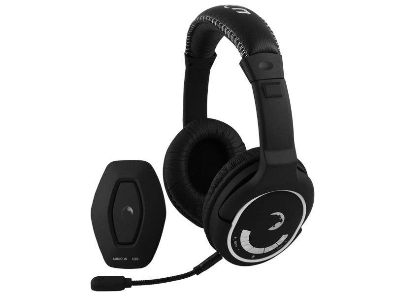 Lioncast LX 30 Headset Test 1 Hardware Review: LX 30 Wireless Headset im Test