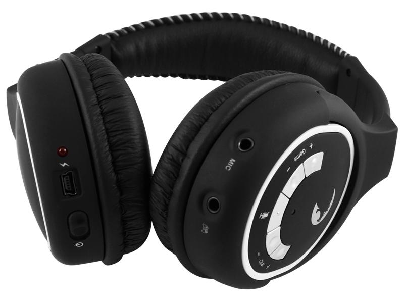 Lioncast LX 30 Headset Test 2 Hardware Review: LX 30 Wireless Headset im Test