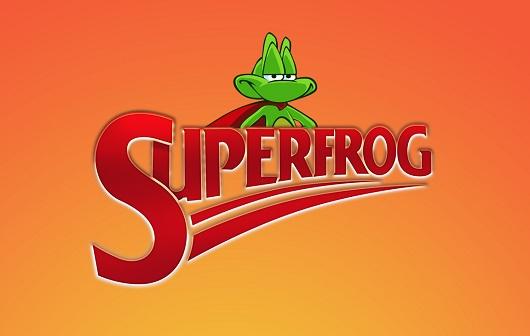 superfrog hd Superfrog HD ab sofort für PlayStation 3 und PlayStation Vita erhältlich