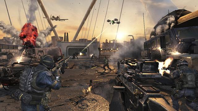 COD BO 2 Vengeance Call of Duty: Black Ops II   Vengeance DLC ab sofort erhältlich