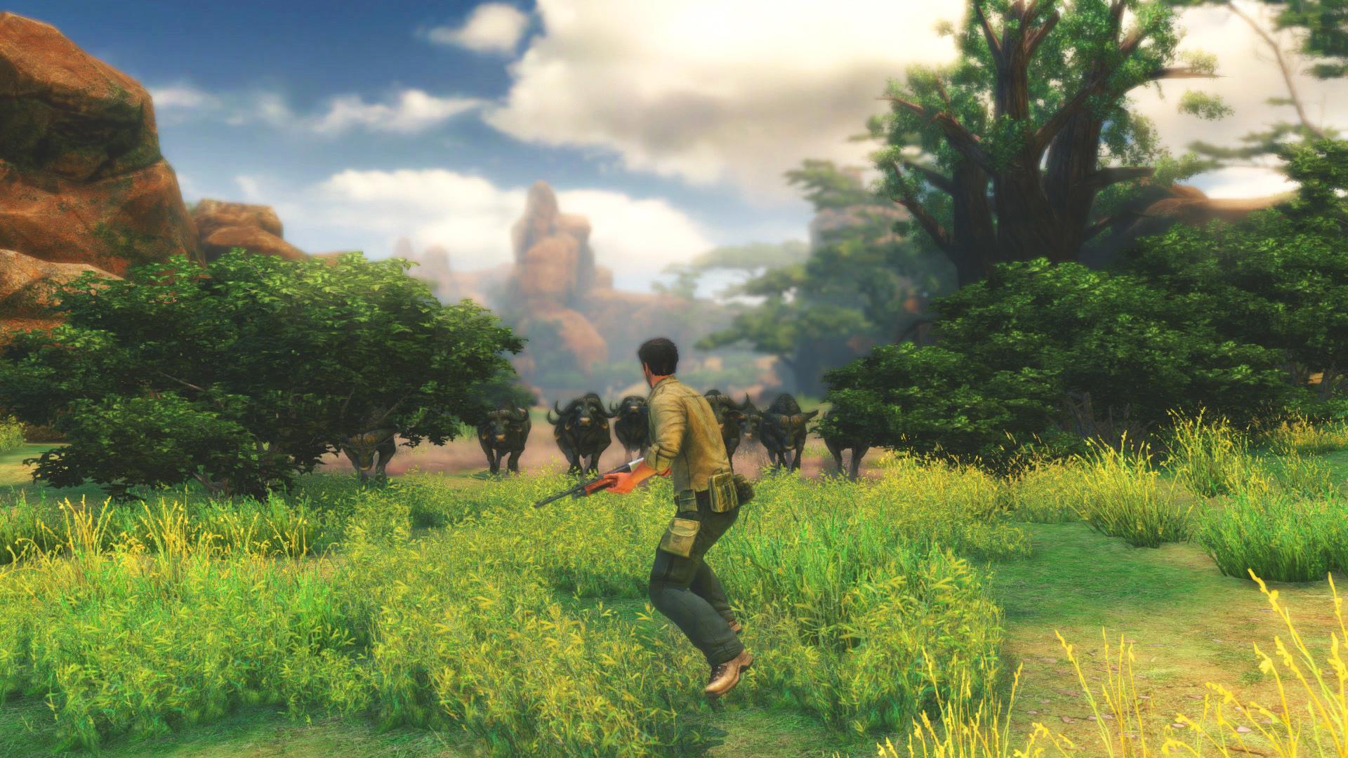 Cabelas African Adventures Cabela's Big Game Hunter: Pro Hunts   Neuer Titel angekündigt