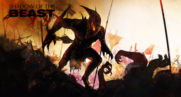 Shadow of the Beast Shadow of the Beast für PS4 angekündigt
