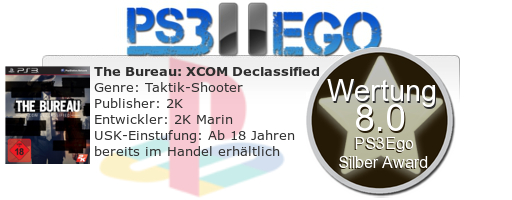 The Bureau Review Bewertung 8.0 Review: The Bureau: XCOM Declassified – Die große Invasion im Test