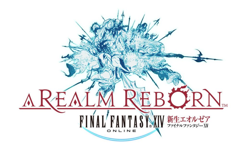 Final Fantasy XIV A Realm Reborn Logo 1024x662 FINAL FANTASY XIV: A Realm Reborn   Rückkehrer spielen am Wochenende kostenlos