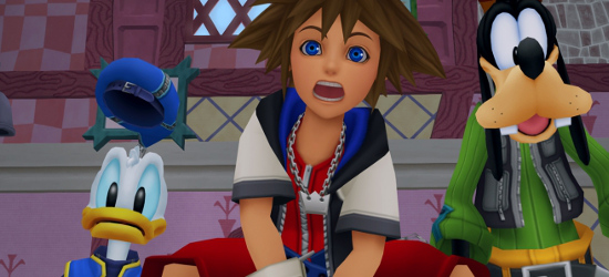 Kingdom Hearts HD. 1.5 ReMIX Test Review: Kingdom Hearts HD. 1.5 ReMIX im Test