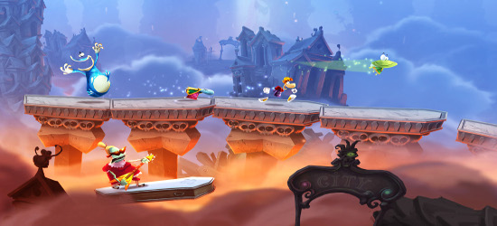 Rayman Legends 1 Review: Rayman Legends   Der Jump & Run Kracher bei uns im PS Vita Test