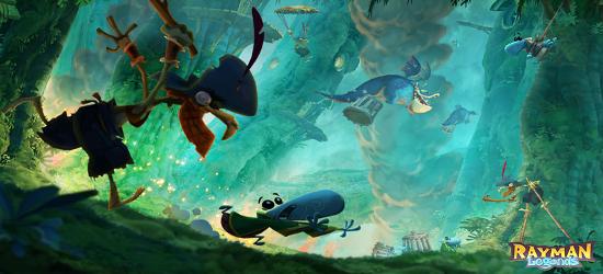 rayman legends nintendo wii u wii xbox 360 ps3 ps vita pc screenshots 1 Rayman: Legends   Invasion Level erscheinen am 26. November 2013