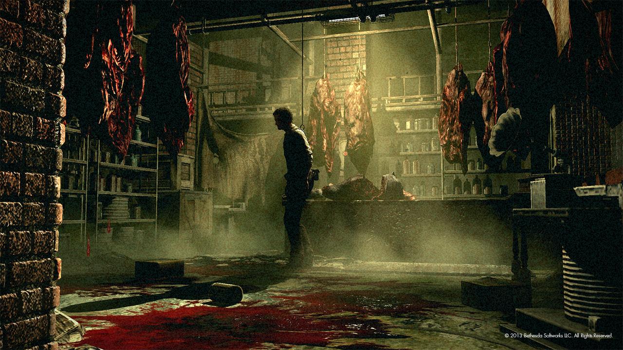 The Evil Within Screens 01 The Evil Within   Die Inhalte der Limited Edition vorgestellt