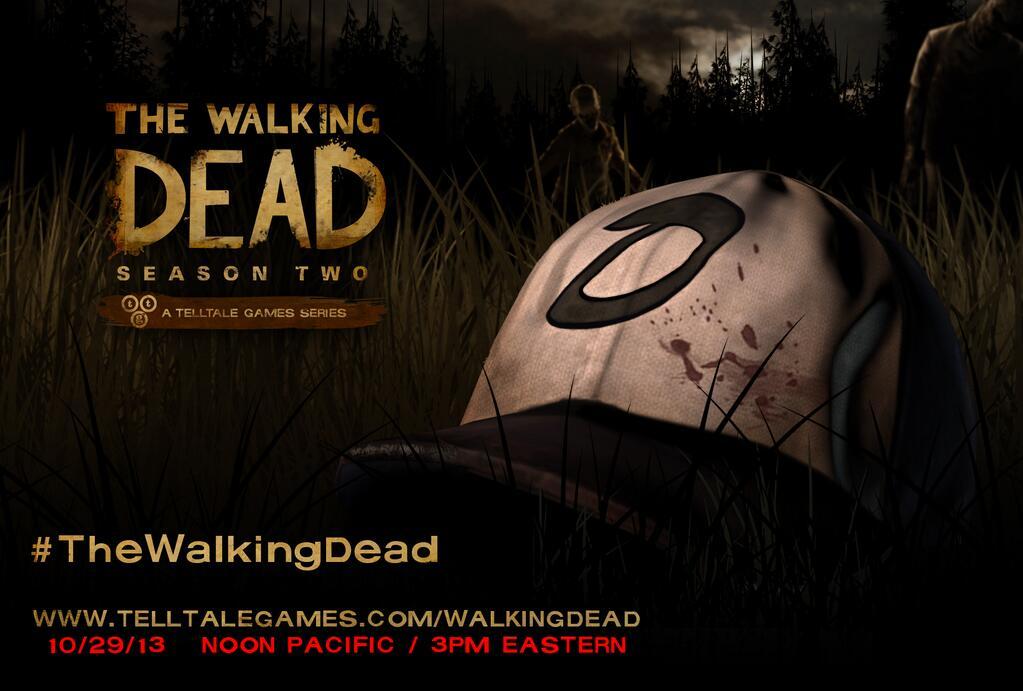 The Walking Dead Season 2 The Walking Dead: Season 2   Ankündigung erfolgt bereits morgen