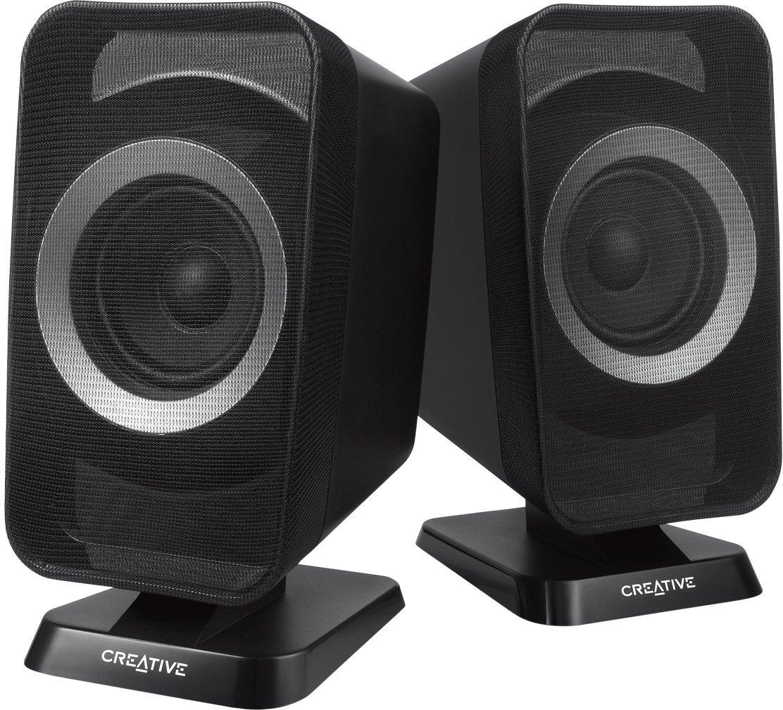 review creative t3150 wireless lautsprecher im test. Black Bedroom Furniture Sets. Home Design Ideas