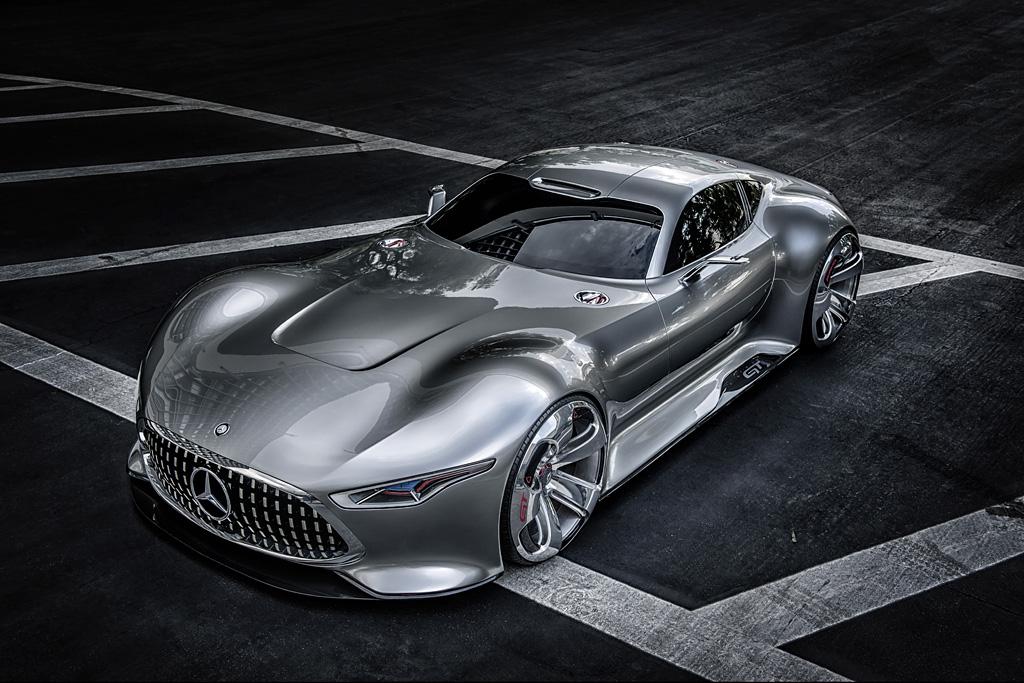Gran Turismo 6 Mercedes Benz Gran Turismo 6   Mercedes Benz AMG Vision Gran Turismo im neuen Trailer