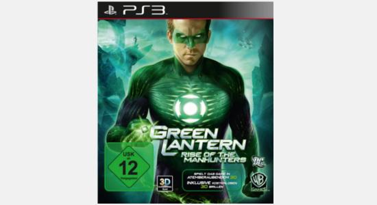 Green Lantern Gewinnspiel