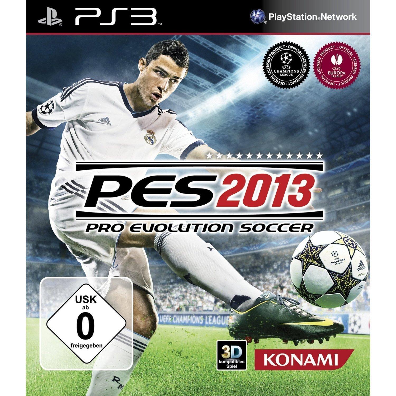 PES 2013 Packshot Adventskalender Tag 14   PES 2013 (PS3) gewinnen