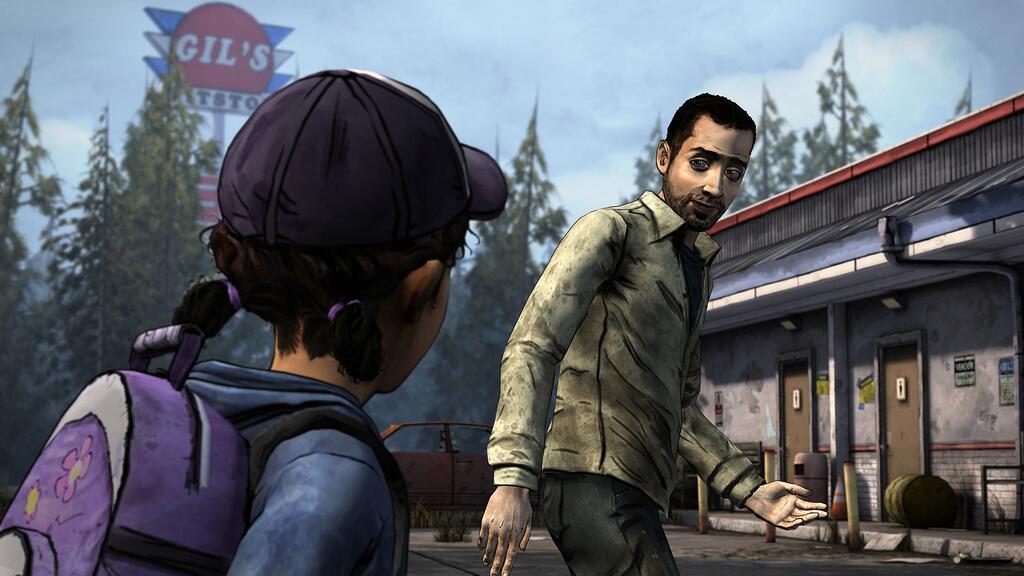 The Walking Dead Season 2 The Walking Dead: Game of the Year Edition erscheint für PS4