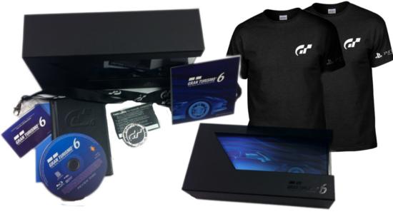 GT 6 Limitierstes Gewinnspiel Gewinnspiel   Limitiertes Gran Turismo 6 Mediakit abstauben